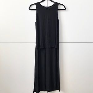 2/$25 high low ribbed tank